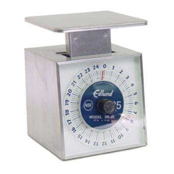 51103 - Edlund - SR-25 - 25 lb x 4 oz Mechanical Dial Scale Product Image