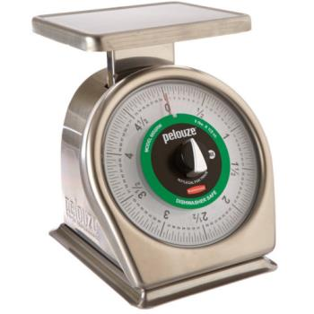 51155 - Rubbermaid - FG605SRW - 5 lb x 1/2 oz Pelouze Mechanical Scale Product Image