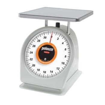 51160 - Rubbermaid - FG832W - 32 oz x 1/8 oz Pelouze Mechanical Scale Product Image