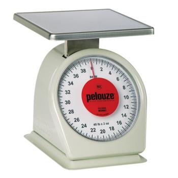 95382 - Rubbermaid - FG840W - 40 lb Mechanical Scale Product Image