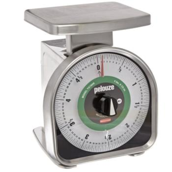 51152 - Rubbermaid - FGYG180R - 5 lb x 1/2 oz Pelouze Mechanical Scale Product Image