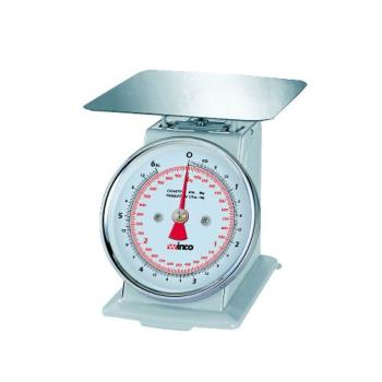 92036 - Winco - SCAL-62 - 2 lb x 1/4 oz Mechanical Scale Product Image