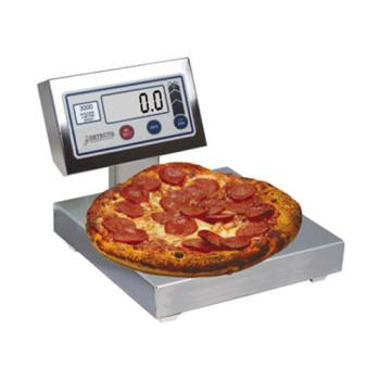 DETPZ3015L - Detecto - PZ3015L - 15 lb x .005 lb Digital Pizza Scale Product Image