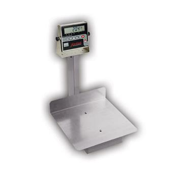 DET7045G - Detecto - 7045G - 400 lb x .2 lb Digital Receiving Scale Product Image