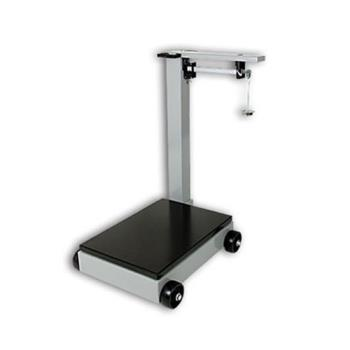 DET854F100P - Detecto - 854F100P - 100 lb x .5 lb Mechanical Receiving Scale Product Image
