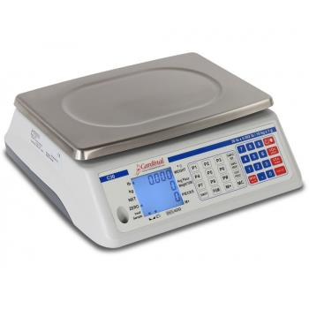 DETCS30 - Detecto - C30 - 30 lb x .002 lb Digital Counting Scale Product Image