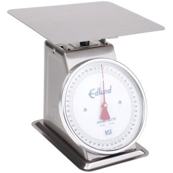 85757 - Edlund - HD-50 - 50 Lb x 2 oz Mechanical Receiving Scale Product Image