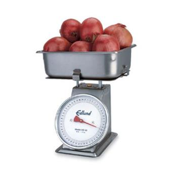 EDLHD50P - Edlund - HD-50P - 50 lb x 2 oz Mechanical Receiving Scale Product Image