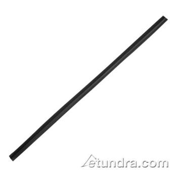 "59781 - Commercial - 3 1/2"" Black Twist Tie Product Image"