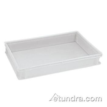 "WOR4176209 - World Cuisine - 41762-09 - 3 1/2"" Deep Polyethylene Dough Container Product Image"