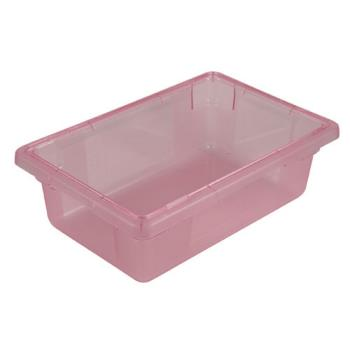 1150 - Cambro - 12186CW467 - 12 in x 18 in x 6 in Red Camwear® Food Box Product Image