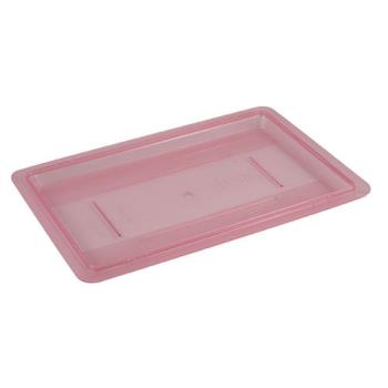 1151 - Cambro - 1218CCW-467 - Camwear 12 in x 18 in Red Food Box Cover Product Image