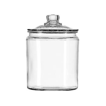 ANC85545R - Anchor Hocking - 85545R - Heritage Hill 1/2 Gal Storage Jar Product Image