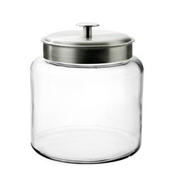 ONE95506 - Anchor Hocking - 95506 - 1 1/2 gal Montana Jar w/ Lid Product Image