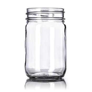 14226 - Commercial - G036 - 12 oz Mason Jar Product Image