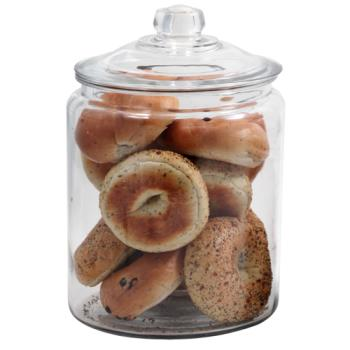 ESP06075 - Espresso Supply - 06075 - 2 gal Biscotti Jar Product Image