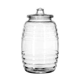 LIB9520003 - Libbey Glassware - 9520003 - 10 Ltr Glass Barrel Canister Product Image
