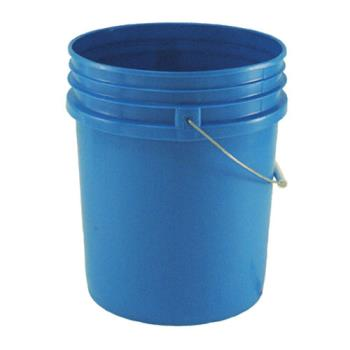 86161 - Commercial - 5 gal Blue FDA Food Storage Pail Product Image