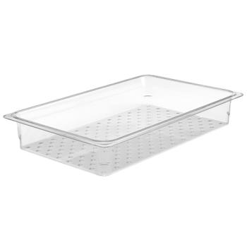 CAM13CLRCW135 - Cambro - 13CLRCW135 - Full Size 3 in Deep Camwear® Food Pan Colander Product Image