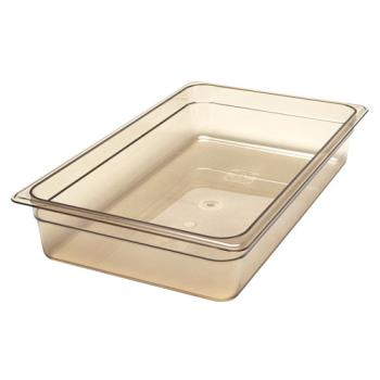 78914 - Cambro - 14HP150 - Full Size 4 in Deep H-Pan™ Food Pan Product Image
