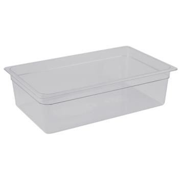 75106 - Cambro - 18CW135 - Full Size 8 in Deep Camwear® Food Pan Product Image