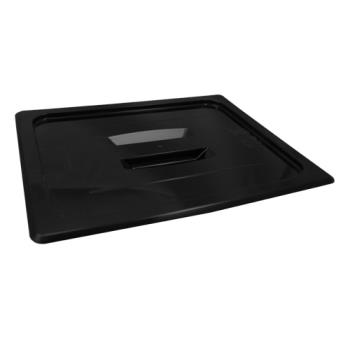 76403 - Cambro - 20CWCH - Camwear Black Half Size Cover Product Image