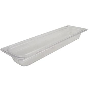 78425 - Cambro - 22LPCW135 - 1/2 Size 2 1/2 in Deep Camwear® Food Pan Product Image