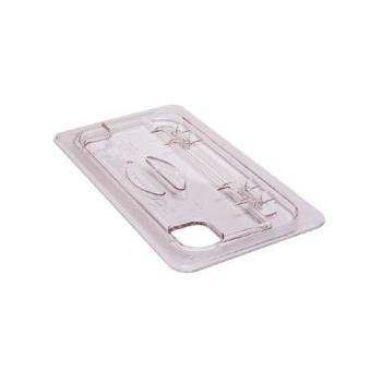 75110 - Cambro - 30CWLN - Camwear Third Size Notched Flip Cover Product Image