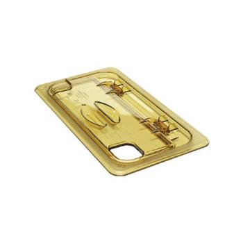 CAM30HPLN150 - Cambro - 30HPLN - H-Pan Third Size Notched Flip Cover Product Image
