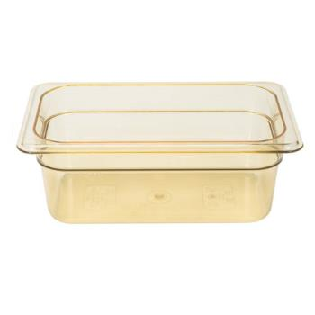 76407 - Cambro - 44HP - 1/4 Size H-Pan™ 4 in Deep Food Pan Product Image