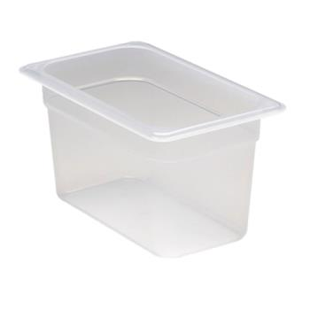 75112 - Cambro - 46PP190 - 1/4 Size 6 in Deep Translucent Food Pan Product Image