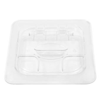 78470 - Cambro - 60CWL135 - 1/6 Size FlipLid® Food Pan Cover Product Image