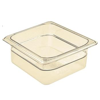 CAM62HP150 - Cambro - 62HP - 1/6 Size H-Pan™ 2 1/2 in Deep Food Pan Product Image