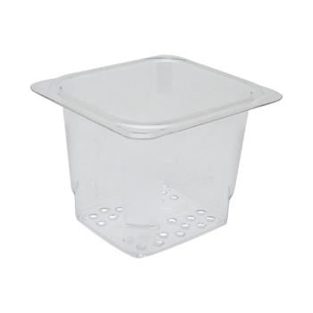 78405 - Cambro - 65CLRCW135 - 1/6 Size 5 in Deep Camwear® Colander Food Pan Product Image