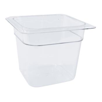 78466 - Cambro - 66CW135 - 1/6 Size 6 in Deep Camwear® Food Pan Product Image