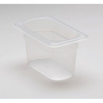 75114 - Cambro - 94PP190 - 1/9 Size 4 in Deep Translucent Food Pan Product Image