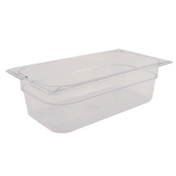1218 - Carlisle - 10261 - Top Notch Third Size  4 in Deep Food Pan Product Image