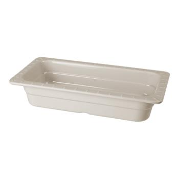 GETML29IV - GET Enterprises - ML-29-IV - 2 in Deep 1/4 Size Ivory Food Pan Product Image