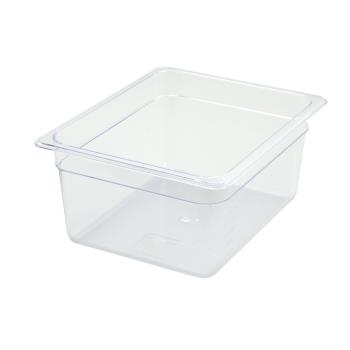 WINSP7206 - Winco - SP7206 - Poly-Ware Half Size 6 in Deep Food Pan Product Image