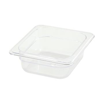 WINSP7602 - Winco - SP7602 - Poly-Ware Sixth Size 2 1/2 in Deep Food Pan Product Image