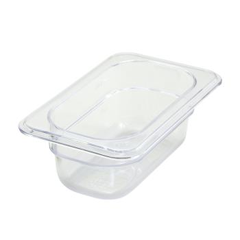 WINSP7902 - Winco - SP7902 - Poly-Ware Ninth Size 2 1/2 in Deep Food Pan Product Image