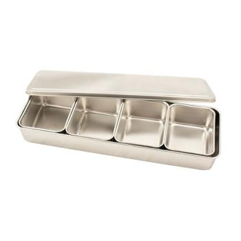 76309 - Korin - TK-501-07C - 4 Compartment Yakumi Pan Product Image