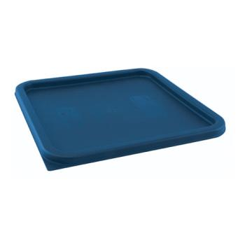 78515 - Cambro - SFC12453 - 12, 18 and 22 qt CamSquare® Blue Cover Product Image