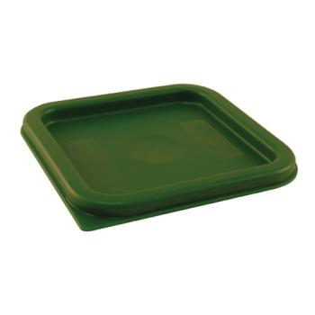 78513 - Cambro - SFC2452 - 2 and 4 qt CamSquare® Green Cover Product Image
