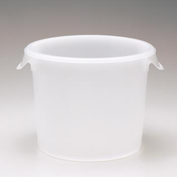 75169 - Rubbermaid - FG572300WHT - 6 qt Food Storage Container Product Image