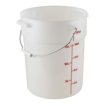 78524 - Cambro - PWB22148 - 22 qt Bucket w/ Handle Product Image