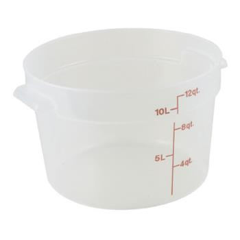 78584 - Cambro - RFS12PP190 - 12 qt Food Storage Container Product Image