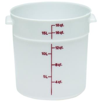 75127 - Cambro - RFS18148 - 18 qt Food Storage Container Product Image