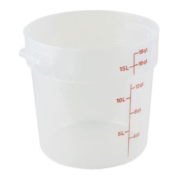 78585 - Cambro - RFS18PP190 - 18 qt Food Storage Container Product Image