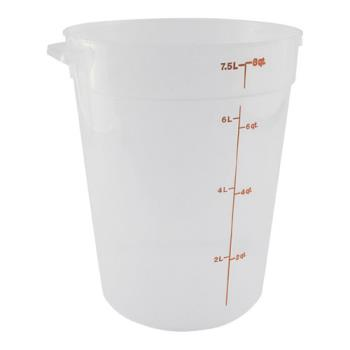 78583 - Cambro - RFS8PP190 - 8 qt Food Storage Container Product Image